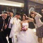 HAPPY TRAIN WEDDING