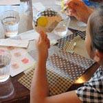 【ワンコイン体験】デコパッチワークショップ!親子で楽しむ夏休みイベント