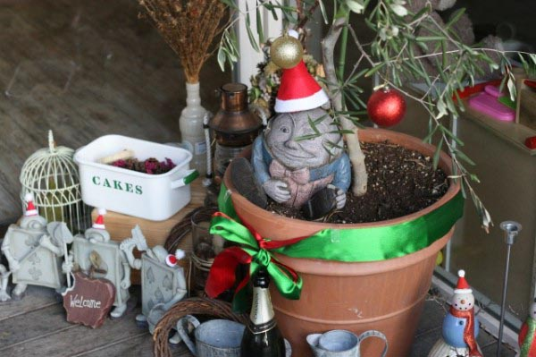 ネオダイニング クリスマス写真