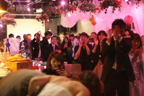 ネオダイニング 結婚式