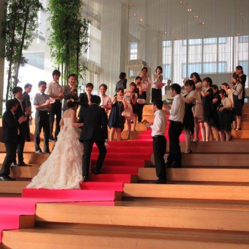 結婚式 1.5次会 挙式