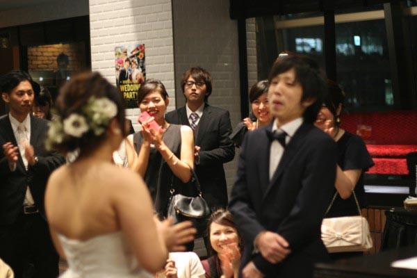 結婚の誓い