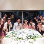 Party Report ~テーマは《Voyage-航海-》~【少人数結婚式1.5次会】