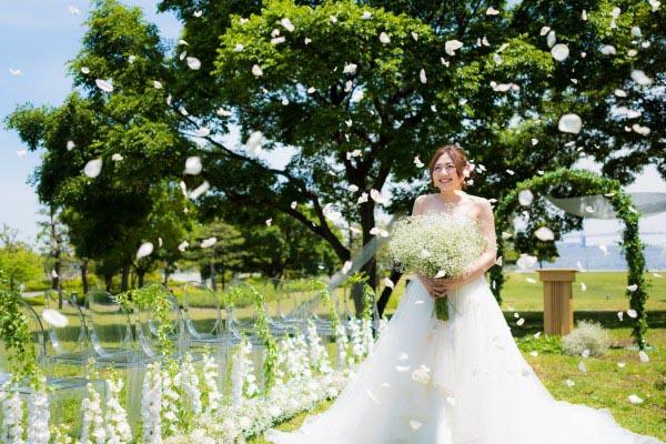 ダンゼロ 結婚式