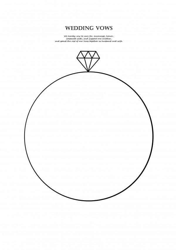 ウェディング指輪