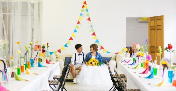 ボートハウススタジオ 結婚式