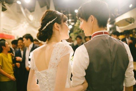 ネオダイニング 結婚パーティー