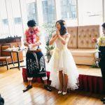 """【インタビュー】""""ゲストが主役の結婚式""""を行った理由と、ご両親の反応とは?"""