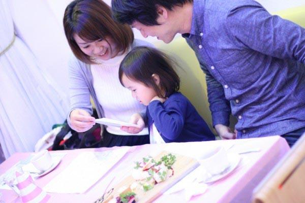 家族 記念日 横浜