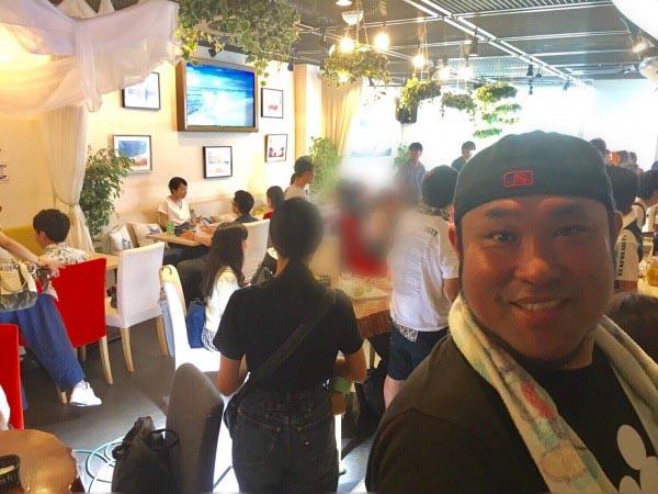 カンナさーん!ロケ地 横浜 カフェ