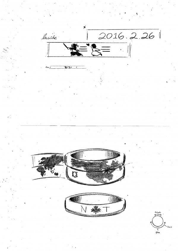 結婚指輪2