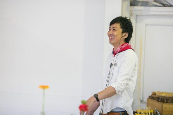 プロデューサー 尾山