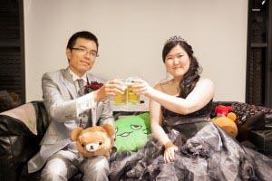 ネオフラッグ 結婚パーティー