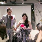 【ゲームがテーマの1.5次会】乱れ!舞え!宿命の結婚。こんな結婚式見たことない♡