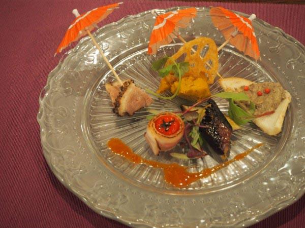 傘寿 料理