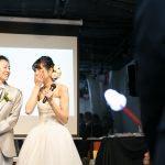"""結婚式1.5次会 ''雪明かり~みんなは輝くイチバン星~""""【パーティーレポート】"""