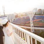 """""""野球""""がテーマの結婚式1.5次会 HOME BASE~ミンナハボクラノカゾク~【パーティーレポート】"""