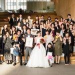 梨農家のお二人ならではの実り豊かな結婚式1.5次会レポート~Fruitful Happiness~