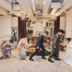 """【パーティーレポート】家と家の絆を結ぶ家族婚""""MUSUBI家-家族になろうよ-"""""""
