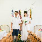 【サマーウェデイング検討者必見!?パーティーレポート】フェスがモチーフの結婚パーティー air(エール) , goes on